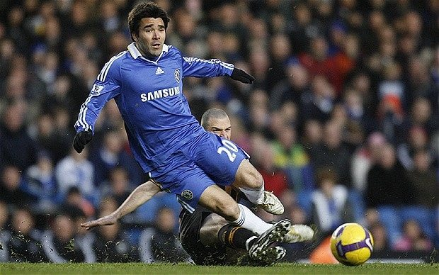 Chelsea players who have failed drug tests Deco