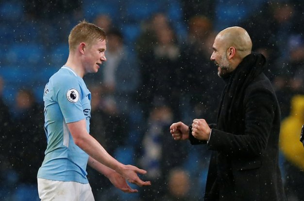 Top 10 Best Top Performing Footballers Kevin de Bruyne