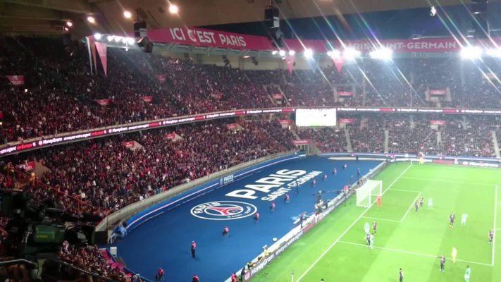 Most profitable stadiums in Europe Parc de princes