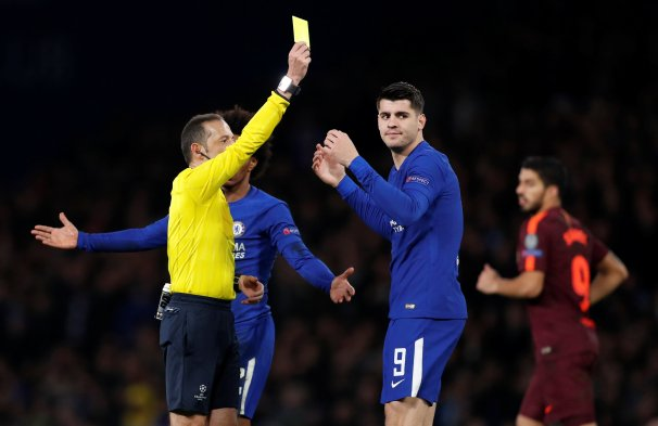 Top 10 most disappointing Premier League players this season Alvaro Morata