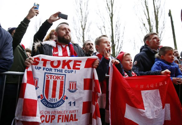 Stoke City Players Wages 2020
