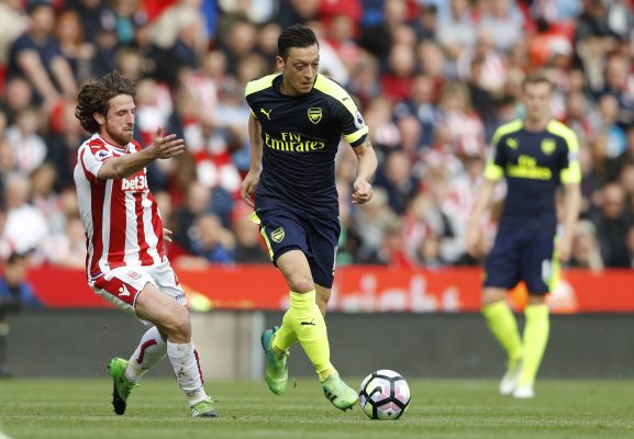 Arsenal FC Squad, Team, All Players Mesut Ozil 2018 2019