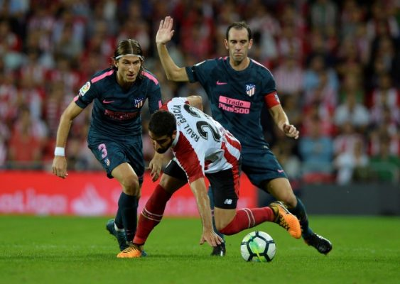Atletico Madrid Squad, Team, All Players 2017 2018 Godin Filipe