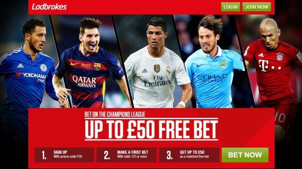 Champions League betting tips tonight