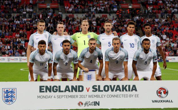 England vs Slovenia Head To Head Record & Results