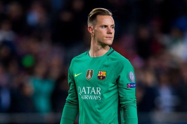 Barcelona Squad, Team, All Players 2017 2018 Ter Stegen
