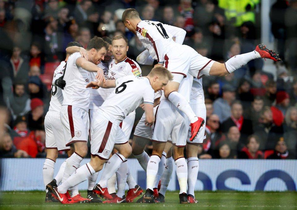 Burnley Team list
