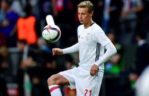 Arsenal open talks to sign Chelsea target De Jong