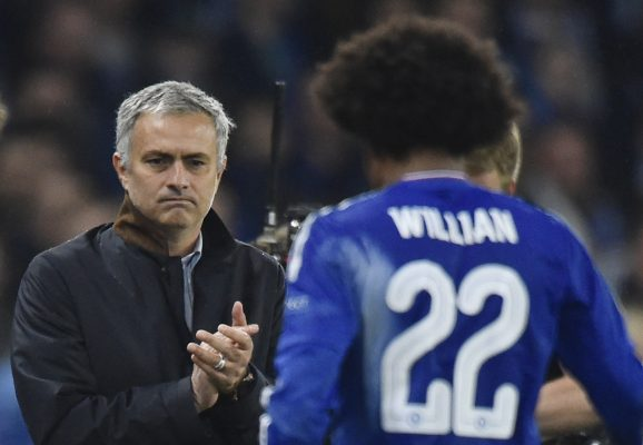 Jose Mourinho sets sights on £110,000-a-week Chelsea star