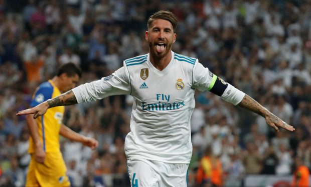 Sergio Ramos urges Real Madrid to sign Manchester United ace