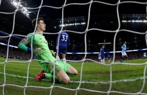 kepa chelsea predicted goalkeeper