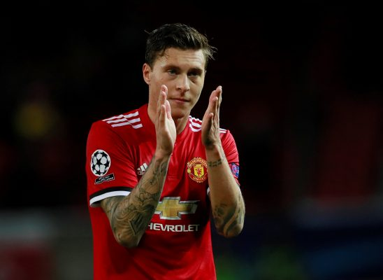 Predicted Manchester United XI vs West Brom Lindelof