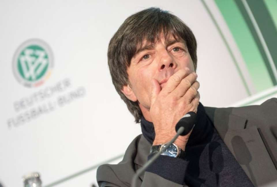 Highest paid coaches in World Cup 2018 Joachim Löw