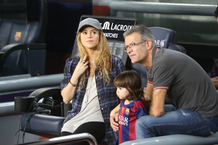 Hottest WAGS going to FIFA World Cup 2018 Shakira