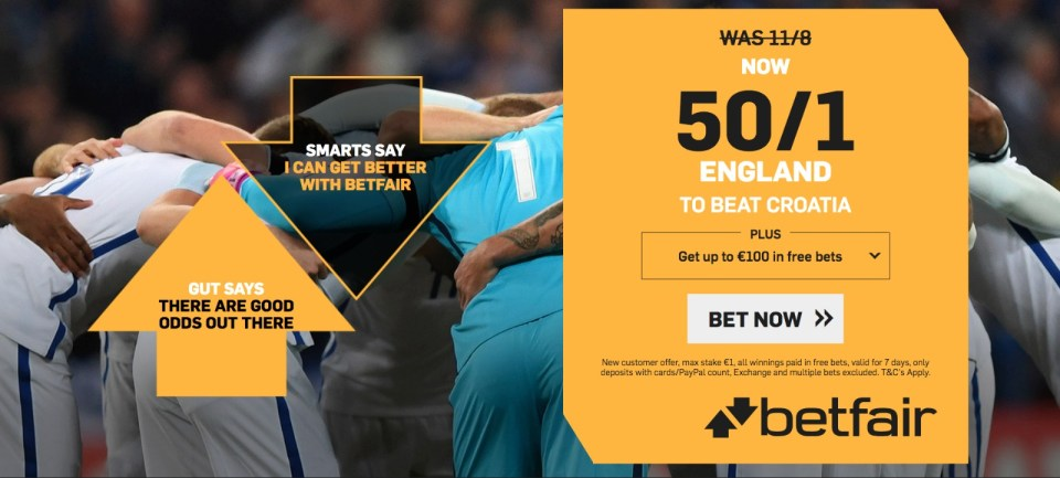 Croatia vs England betting tips today - odds tips, predictions & preview!