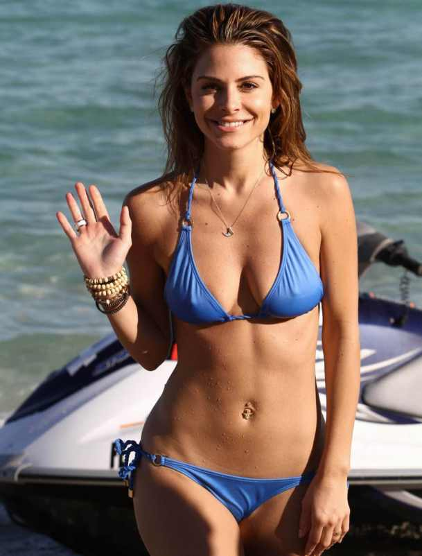 Maria Menounos Hottest fans in sports