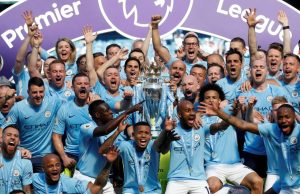 Manchester City Highest Transfer Fees Received