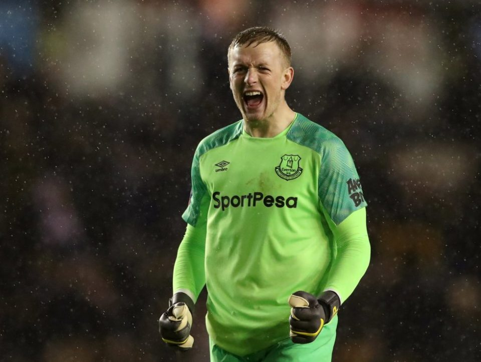 Everton FC Squad 2019: all Everton goalkeepers 2019