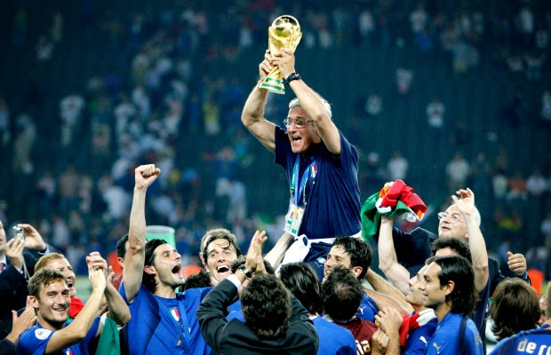 Coaches Who Have won The World Cup - All Time List