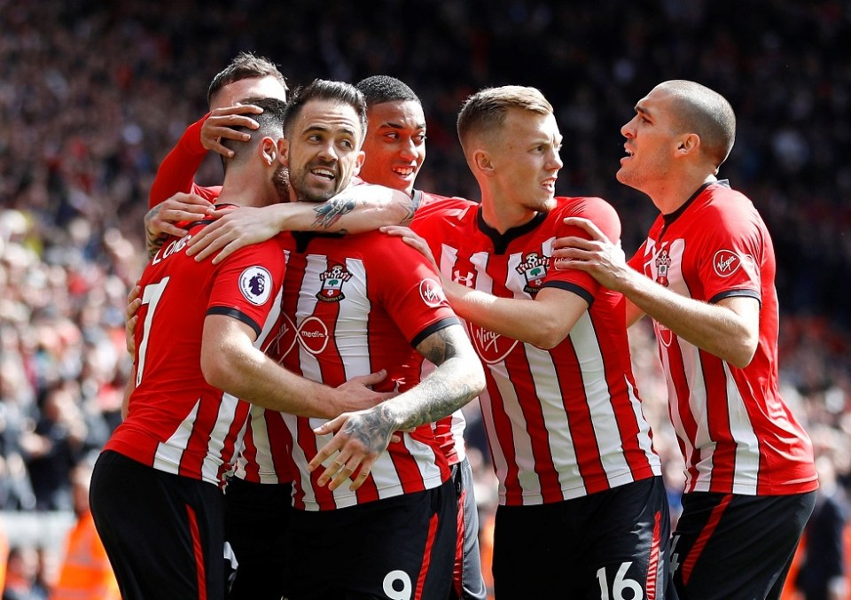 Southampton FC Squad 2019/20: first team all players 2019/2020