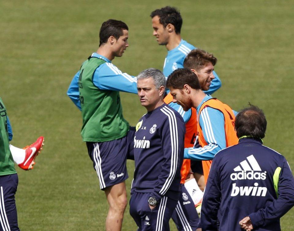 Mourinho next Real Madrid manager odds