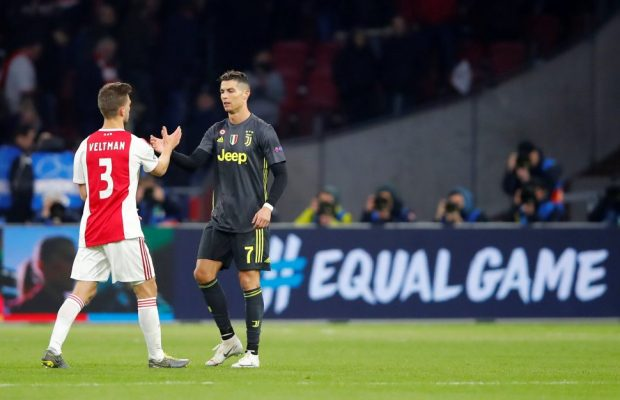 Ajax boss confident of beating Juventus
