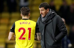 Javi Gracia Hails Watford Display
