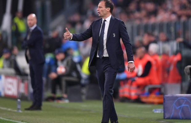 Massimiliano Allegri Set To Stay At Juventus Despite Champions League Defeat