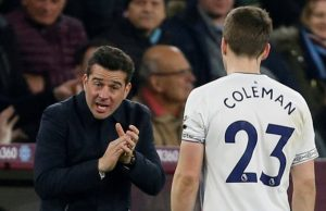 Seamus Coleman Wants A Response From Everton Against Manchester United