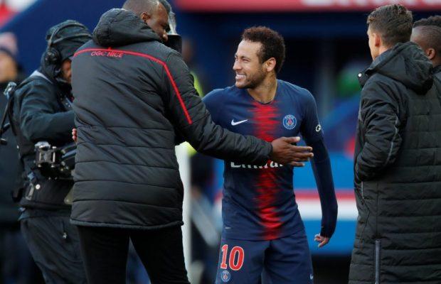 Thomas Tuchel Suprised With Neymar's Work Ethic Right After Injury Return