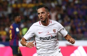 OFFICIAL: Paris Saint Germain sign Pablo Sarabia from Sevilla for €18m