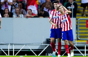 Diego Simeone Expects More From Atletico Madrid Record Signing