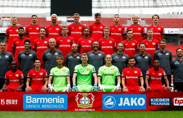 Bayer 04 Leverkusen Players Salaries 2020 (Weekly Wages)