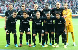 Eintracht Frankfurt Players Salaries 2020 (Weekly Wages)