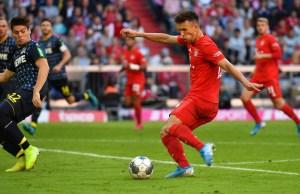 Ivan Perisic Eager To Make Bayern Munich Switch Permanent
