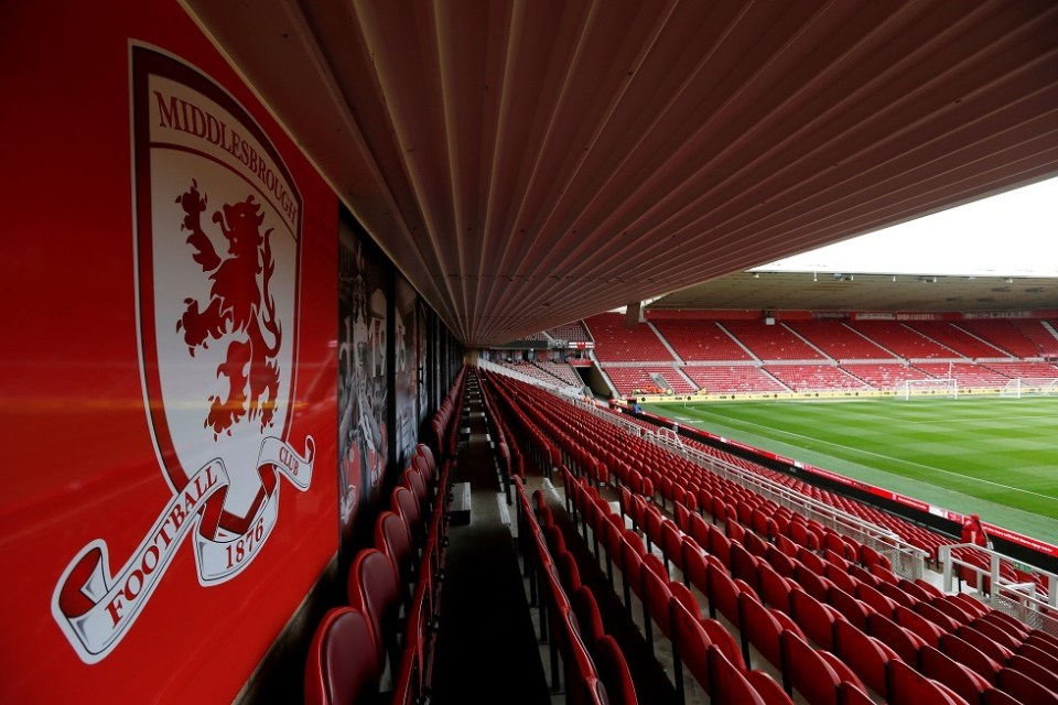 Middlesbrough FC Players Salaries 2019-20 (Weekly Wages)