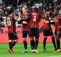 OGC Nice Players Salaries 2020
