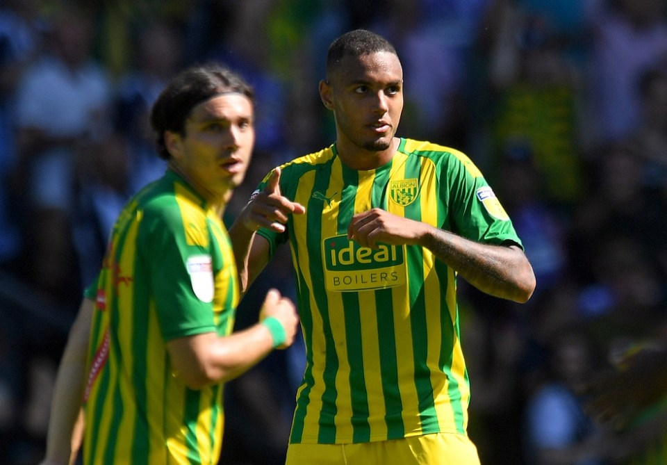 West Bromwich Wages 2020 New Arrivals Zohore