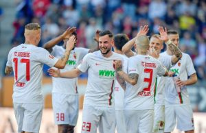 FC Augsburg Players Salaries 2020 (Weekly Wages)
