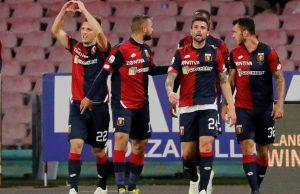 Genoa CFC Players Salaries 2020 (Weekly Wages)