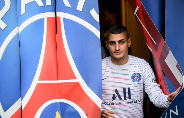 Italy midfielder Marco Verratti to sign new contract with Paris Saint-Germain