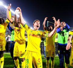 Nantes Players Salaries 2020 (Weekly Wages)