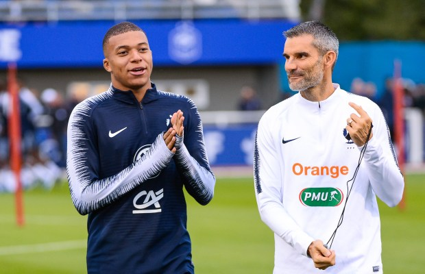 Paris Saint-Germain ace Kylian Mbappe withdraws from France duty due to injury