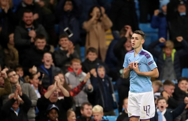Pep Guardiola Admits Youngster 'Deserves To Play'