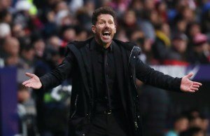 Diego Simeone Made Shock Assessment Of 1-1 Granada Draw