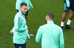 Eden Hazard Admits To Having Issues With His Weight