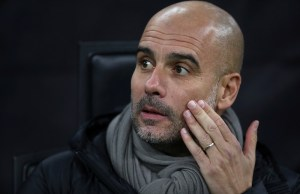 Guardiola regrets missed chances versus Atalanta