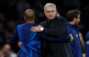 Jose Mourinho Apologises To Eric Dier For Half-Time Substitution In Olympiakos Game
