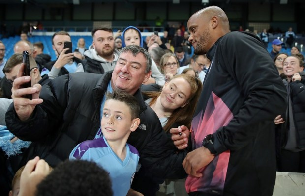 Kompany reveals what Pep what taught him