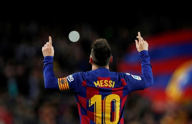 Messi tipped to stay at Barcelona forever